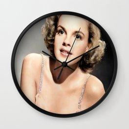Judy Garland Poster Wall Clock