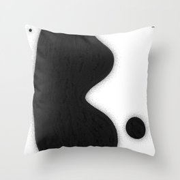 FORM Throw Pillow