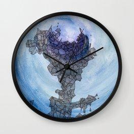 Devour Wall Clock