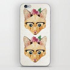 miss cat  iPhone & iPod Skin