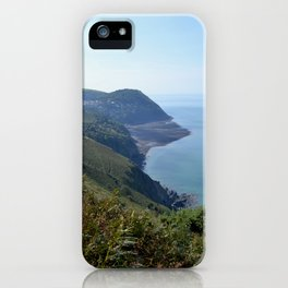 One Way Down iPhone Case