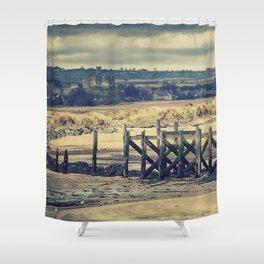 Forgotten Times Shower Curtain