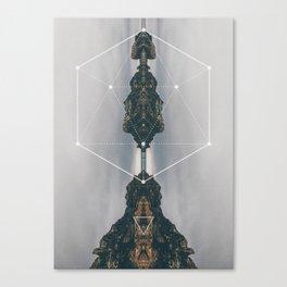Goddess #3 Canvas Print
