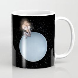 Lost in a Space / Uranusia Coffee Mug
