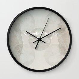 Materia Obscura Wall Clock