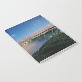 sunny horseshoe falls Notebook