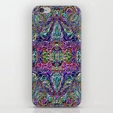 Ridged Patterns 3 A iPhone & iPod Skin