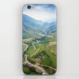 Vietnam Agricultural Landscape iPhone Skin