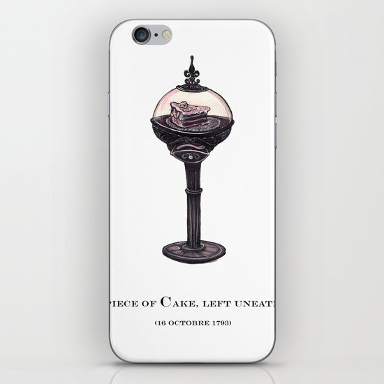 a piece of Cake iPhone & iPod Skin