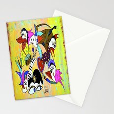 Wide Awaken Stationery Cards