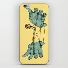 world in our hands iPhone & iPod Skin