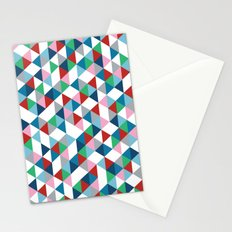 Triangles #2 Stationery Cards
