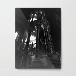 Lights and Shadows Metal Print