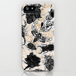 Bones and co 2 iPhone Case