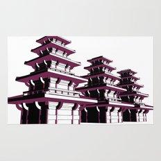 Pagoda Rug