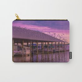 Birds Alighting Carry-All Pouch