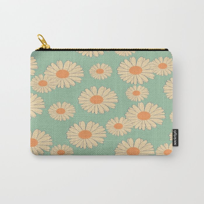 marguerite-105 Carry-All Pouch