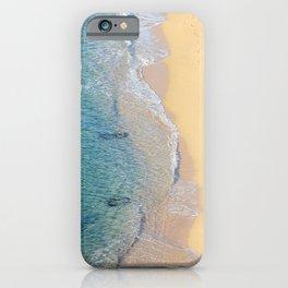 Desert beach iPhone Case