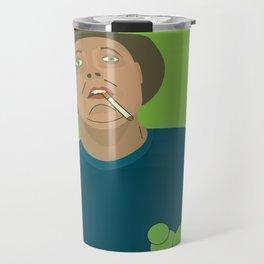 Abducted Travel Mug