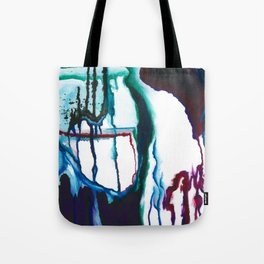 A State of Apprehension and Tension Tote Bag