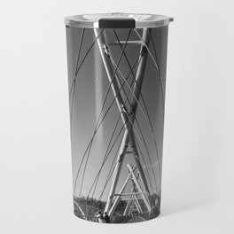 Tempe Town Lake Foot Bridge Travel Mug