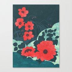 Ruby Canvas Print
