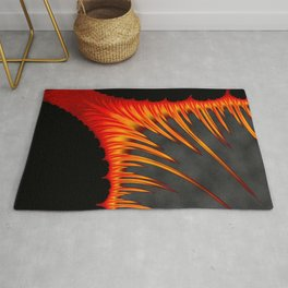 The Rising Core Rug