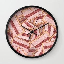 Iced Vovos Wall Clock