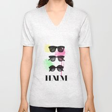 Haim (colour version) Unisex V-Neck