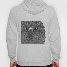 GinaMirandArt-Eagle Totem Hoody