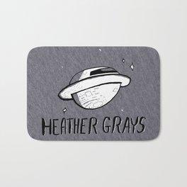 Heather Grays 1 Bath Mat