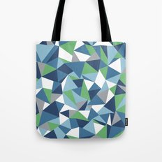 Abstraction #9 Tote Bag