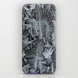 Winged Frost iPhone Skin