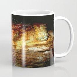 Reflections inside a Dolomite Cave Coffee Mug