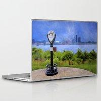 kentucky Laptop & iPad Skins featuring Louisville Kentucky by ThePhotoGuyDarren