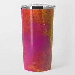 Abstract No. 393 Travel Mug
