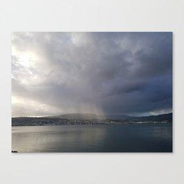 Sunrays Over Dunedin Canvas Print
