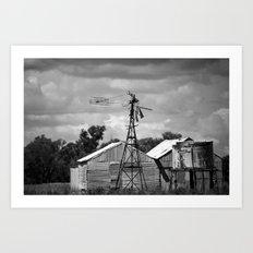 MORIOR // NO. 03 Art Print
