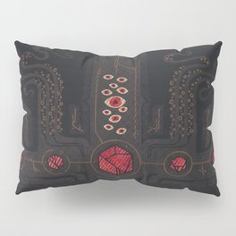 The Crown of Cthulhu Pillow Sham