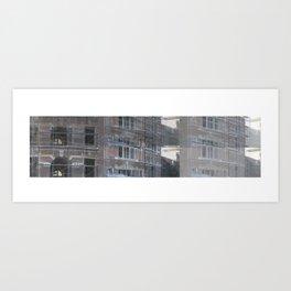 Panorama 4 Art Print