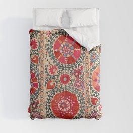 Samarkand Suzani Southwest Uzbekistan Embroidery Comforters