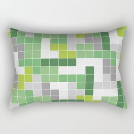 Quad 3 Rectangular Pillow