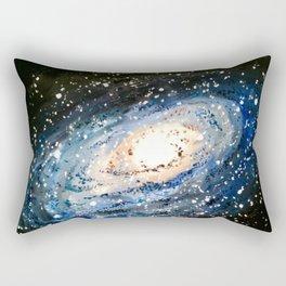 Milky Way Galaxy Rectangular Pillow