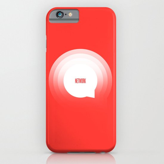 Network iPhone & iPod Case