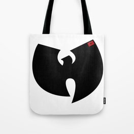 WU TANG CHING Tote Bag