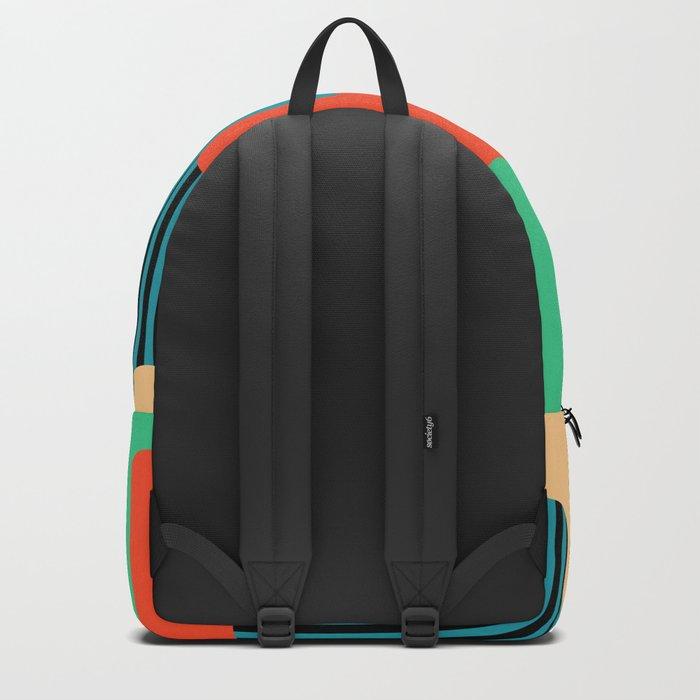 Melting colors Backpack