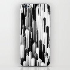 obelisk posture 2 (monochrome series) iPhone & iPod Skin