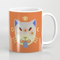Mystic Cat Coffee Mug