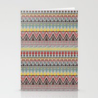whisky Stationery Cards featuring WHISKY AZTEC  by Kiley Victoria