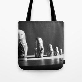 Dolls Tote Bag